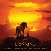 The Lion King, 1 Audio-CD Cover