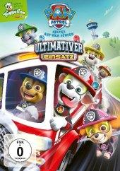 Paw Patrol: Ultimativer Einsatz, 1 DVD