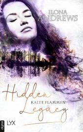 Hidden Legacy - Kalte Flammen