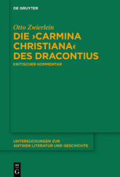 Die ?Carmina christiana? des Dracontius