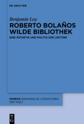 Roberto Bolaños wilde Bibliothek