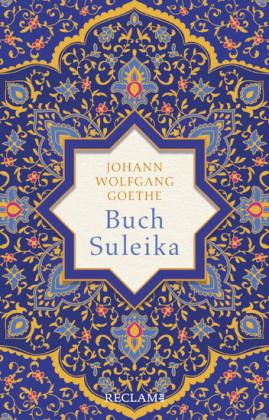 Buch Suleika. Gedichte aus dem West-östlichen Divan