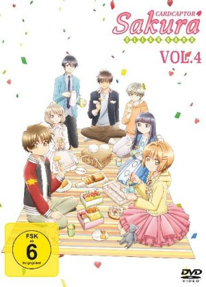 Cardcaptor Sakura - Clear Card Arc, 2 DVD