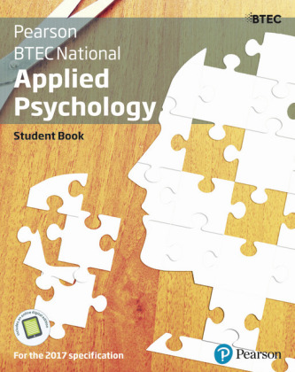 BTEC National Applied Psychology Student Book + Activebook, m. 1 Beilage, m. 1 Online-Zugang