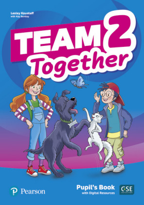 Team Together 2 Pupil's Book with Digital Resources Pack, m. 1 Beilage, m. 1 Online-Zugang