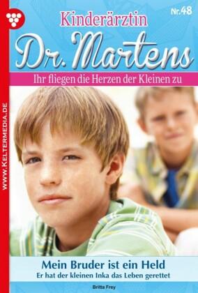 Kinderärztin Dr. Martens 48 - Arztroman