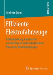 Effiziente Elektrofahrzeuge