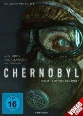 Chernobyl, 2 DVD Cover