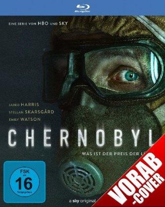 Chernobyl, 2 Blu-ray