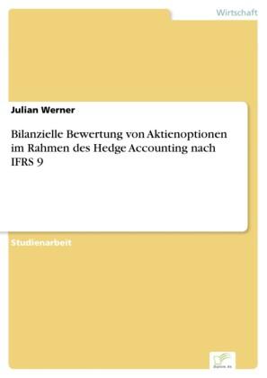 Bilanzielle Bewertung von Aktienoptionen im Rahmen des Hedge Accounting nach IFRS 9