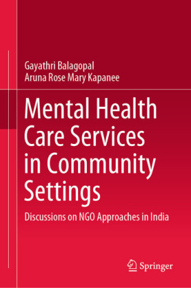 Mental Health Care Services in Community Settings