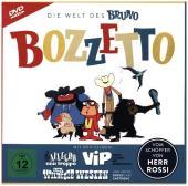 Die Welt des Bruno Bozzetto, 4 DVD