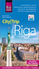 Reise Know-How CityTrip Riga Cover