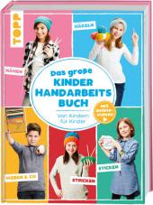 Das große Kinderhandarbeitsbuch Cover