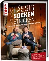 Lässig Socken stricken mit DenDennis und Mr. Knitbear Cover