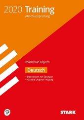 Training Abschlussprüfung Realschule 2020 - Deutsch - Bayern Cover