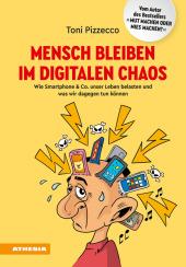 Mensch bleiben im digitalen Chaos Cover