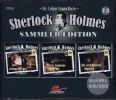 Sherlock Holmes Sammler Edition, 3 Audio-CD