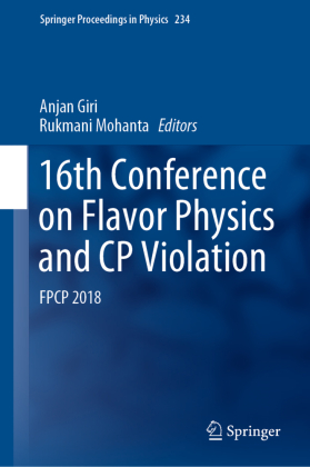 16th Conference on Flavor Physics and CP Violation