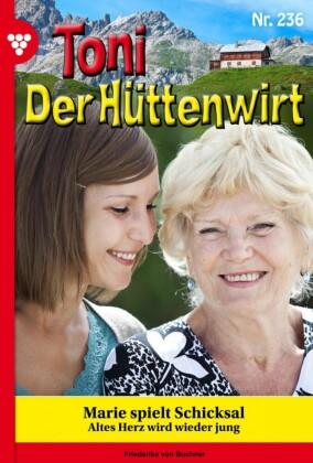 Toni der Hüttenwirt 236 - Heimatroman