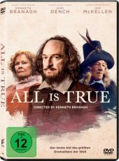 All is true, 1 DVD Cover