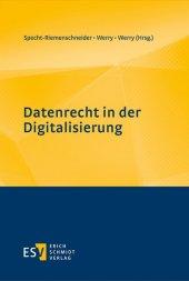 Datenrecht in der Digitalisierung