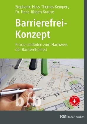 Barrierefrei-Konzept - E-Book (PDF)