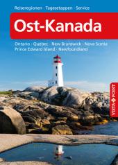 Ost-Kanada - VISTA POINT Reiseführer A bis Z Cover