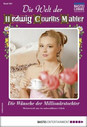 Die Welt der Hedwig Courths-Mahler 463 - Liebesroman