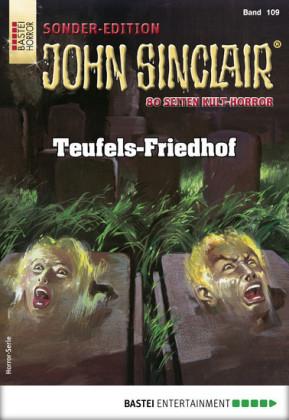 John Sinclair Sonder-Edition 109 - Horror-Serie