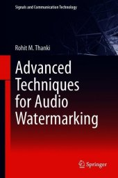 Advanced Techniques for Audio Watermarking