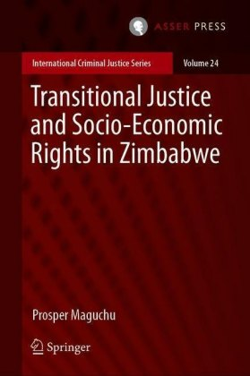 Transitional Justice and Socio-Economic Rights in Zimbabwe