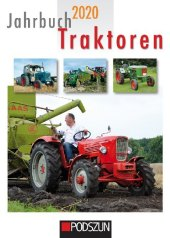 Jahrbuch Traktoren 2020 Cover