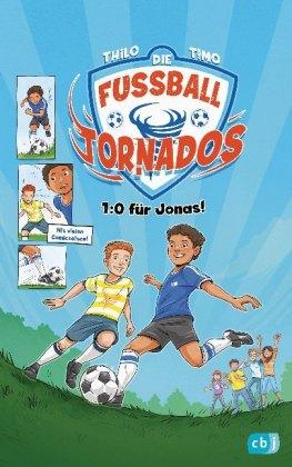 Die Fußball-Tornados - 1:0 für Jonas
