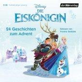 Die Eiskönigin - 24 Geschichten zum Advent, 2 Audio-CD Cover