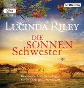 Die Sonnenschwester, 2 Audio-CD MP3 Cover