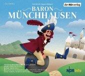 Baron Münchhausen, 1 Audio-CD