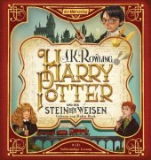 Harry Potter und der Stein der Weisen, 9 Audio-CD