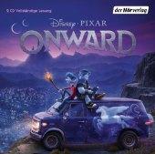 Onward, 2 Audio-CD