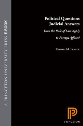 Political Questions Judicial Answers