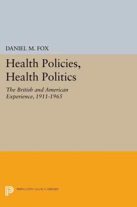 Health Policies, Health Politics