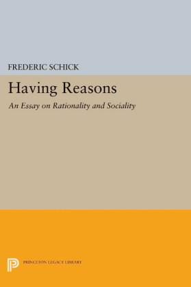 Having Reasons