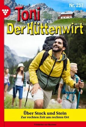 Toni der Hüttenwirt 237 - Heimatroman
