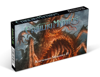 Cthulhu Mythos 5E - Monster II Kartenset