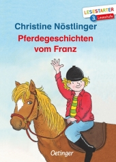 Pferdegeschichten vom Franz Cover