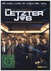 Ein letzter Job, 1 DVD Cover