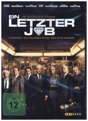 Ein letzter Job, 1 DVD