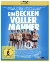 Ein Becken voller Männer, 1 Blu-ray Cover
