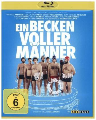 Ein Becken voller Männer, 1 Blu-ray