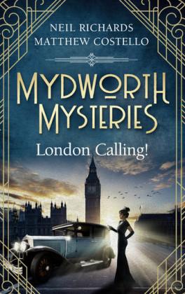 Mydworth Mysteries - London Calling!
